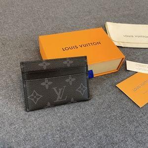 Louis Vuitton Black Eclipse Cardholder